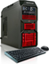 cybertron kombat-x gaming desktop blackred it's