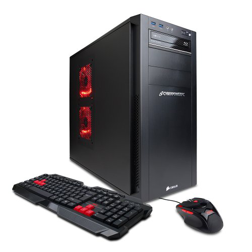 Cyberpower Pc Gamer Ultra GUA460 Desktop